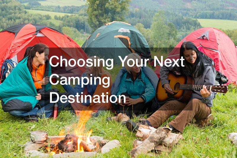 camper destinations